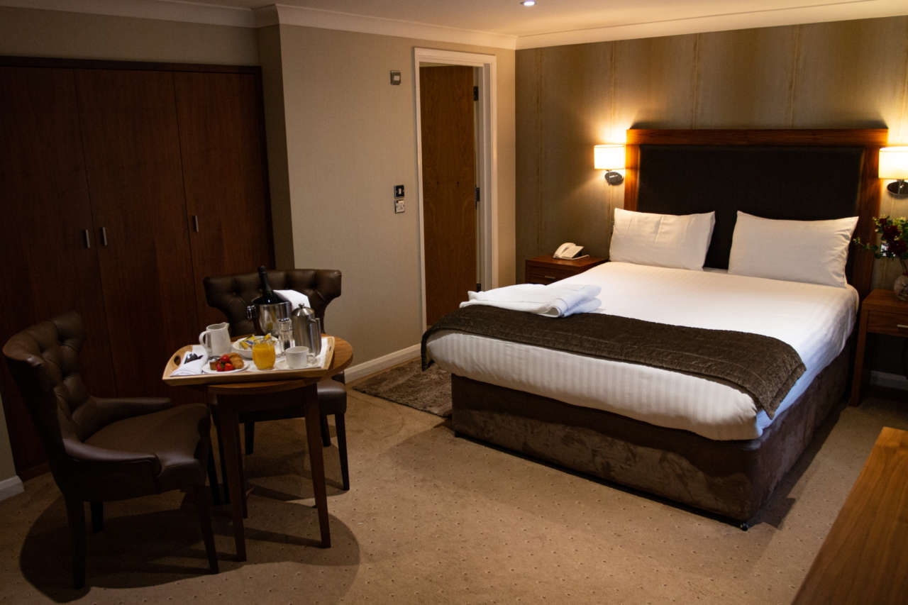 Milford-Hall-Hotel-Spa-realxing-beds-overlooking-jacuzzi-bath